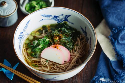 Toshikoshi Soba (New Year's Eve Noodles) 年越しそば – 'Midnight Diner: Tokyo Stories'