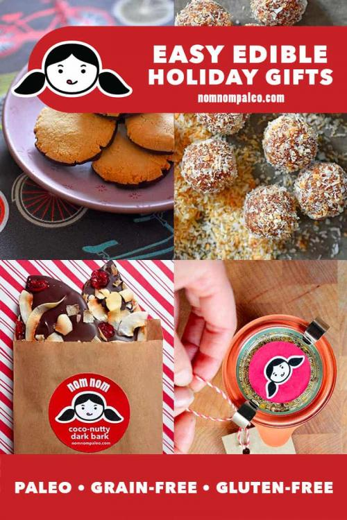 Nomtastic DIY Edible Holiday Gifts!