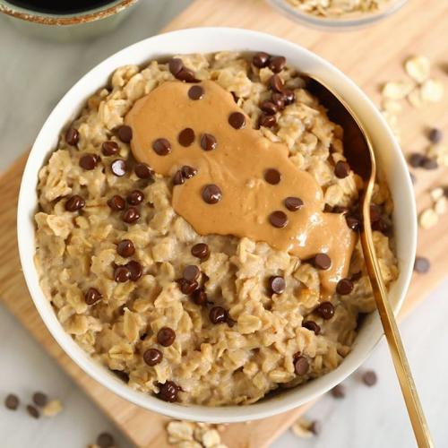 2-Minute Microwave Oatmeal