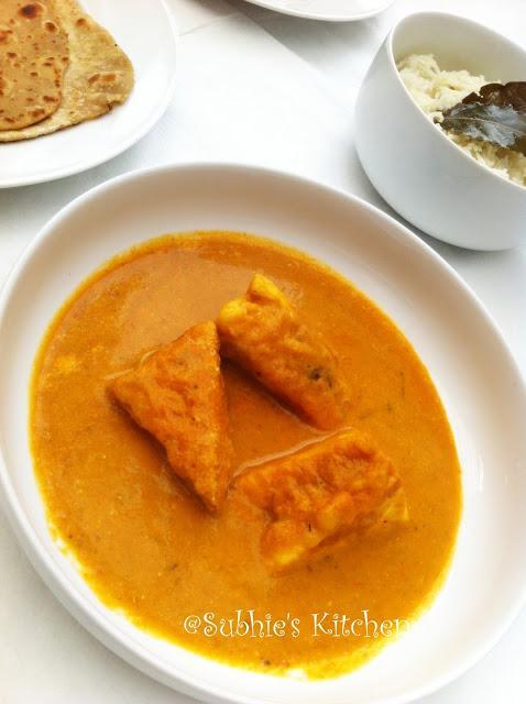 Paneer Pasanda-Stuffed Indian Cottage Cheese in Gravy