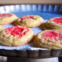 Soft Sugar Cookies