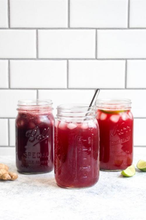 3 Apple Cider Vinegar Detox Drinks
