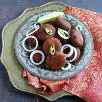 Shami Kebabs (Mince meat patties)